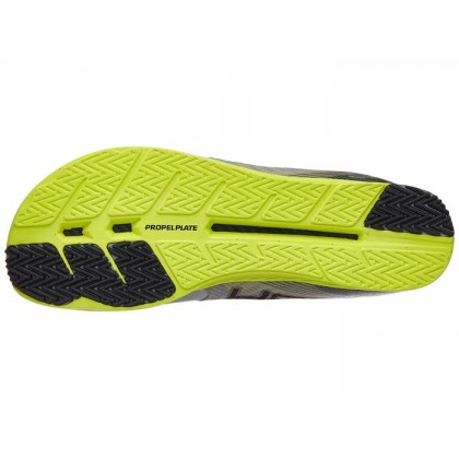 Altra Vanish-R Men's Shoes - Grey / Lime