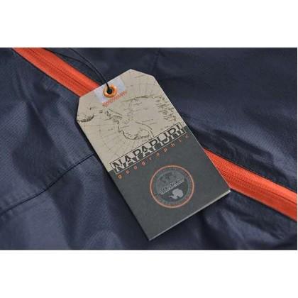 NAPAPIJRI Slim Fit Waterproof Arras Jacket - Navy Blue