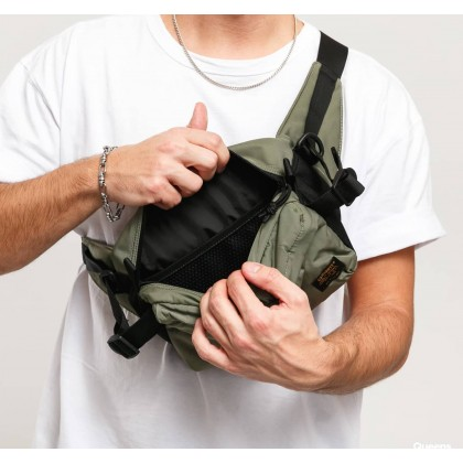 Authentic Carhatt WIP Military Hip Pack