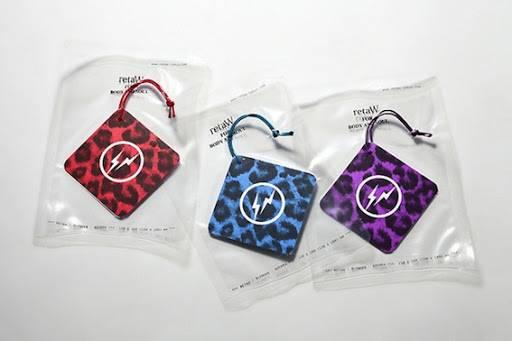 Fragment Design x retaW Fragrance Car Tag - Mood