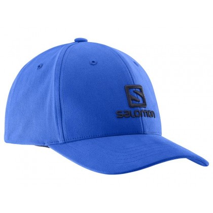 Salomon Logo Cap - Surf The Web