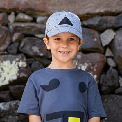 BUFF@ Baseball Cap Kids - Neem Grey