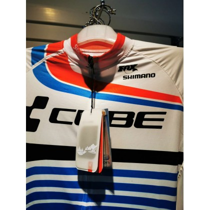 Authentic Cube Short Sleeve Teamline Cycling Jersey
