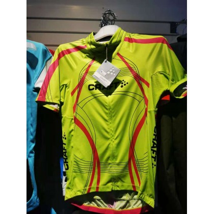 Authentic Craft Performance Bike Tour Cycling Jersey