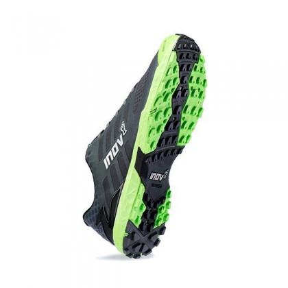 Inov8 Trailroc 285 Mens Trail Running Shoes, Grey/Green