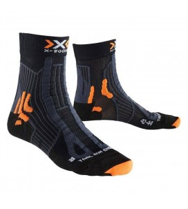 X-Socks Trail Run Energy Short Running Socks