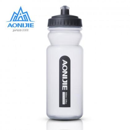 AONIJIE Water Bottle BPA Free (600ml) Sports Squeeze Bicycle Water Bottle Kettle