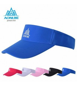 Aonijie Running Sun Visor Summer Beach Hat Outdoor Sun-Proof Cap