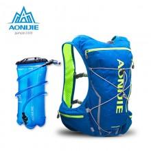 Aonijie WindRunner 10L Hydration Race Pack Vest Backpack c/w water Bladder