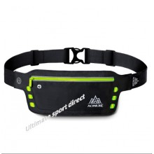 AONIJIE Flashing LED Lights Sport Running Pouch Waist Bag