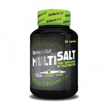 Biotech Multi-Salt Capsules with Electrolytes for endurance sports
