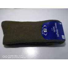 Bellview Men's Wool Heavy Weight Socks