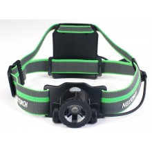 NEXTORCH 550 lumen myStar Focus Adjustable USB Rechargeable CREE LED Headlamp