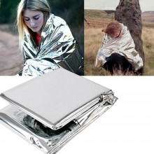 Life+Gear Outdoor Emergency Survival Thermal Blanket Light Weight