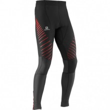 Salomon Mens Endurance Tights