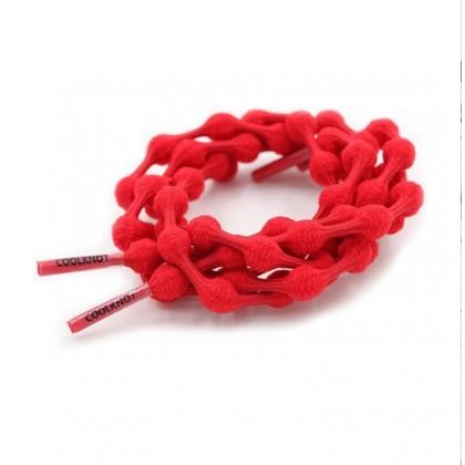 CoolKnot Elastic No Tie Shoelaces Peas ShoeLaces (75cm)