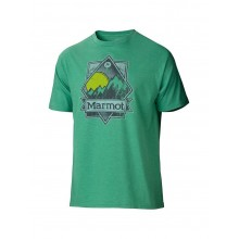 Marmot 51390 Mens Diamond Shield Tee SS, 8551,S