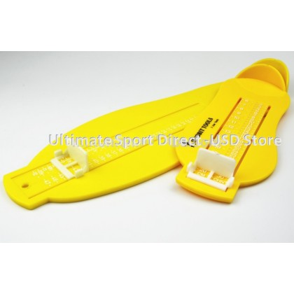 Hobbit tools shoes gauge foot length measuring tool for Adult/kids