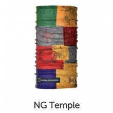 NATIONAL GEOGRAPHIC® UV BUFF® Buff Multifunctional Headwear-Ng Temple