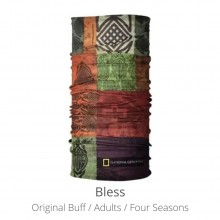 NATIONAL GEOGRAPHIC® UV BUFF® Buff Multifunctional Headwear-Bless