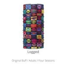 NATIONAL GEOGRAPHIC® UV BUFF® Buff Multifunctional Headwear-Logged