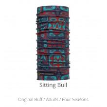 NATIONAL GEOGRAPHIC® UV BUFF® Buff Multifunctional Headwear-Sitting Bull
