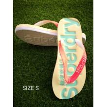 Superdry Women's Flip Flops -Chiffon