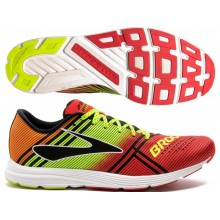 Brooks Hyperion Mens Running Shoes - Red