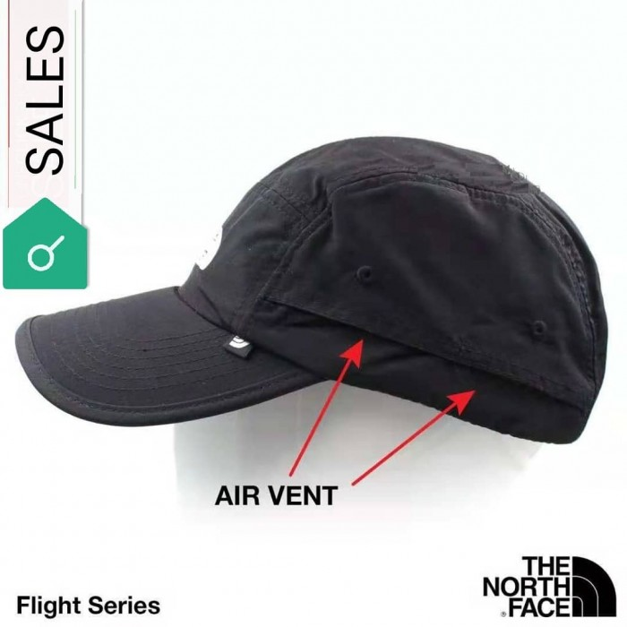 The North Face Flight Series Cap with Side Air Ventilations 018bb67038b