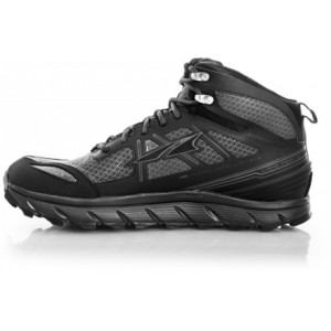 Altra Men's Lone Peak 3.0 NeoShell Mid Hiking Boots - Black