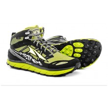 Altra Men's Lone Peak 3.0 NeoShell Mid Hiking Boots - Lime