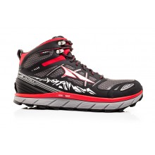 Altra Men's Lone Peak 3.0 NeoShell Mid Hiking Boots - Red