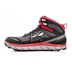 Altra Men's Lone Peak 3.0 NeoShell Mid Hiking Boots - Red