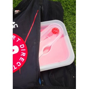 Collapsible Silicone Container BPA Free