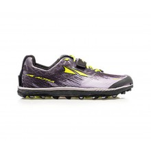Altra King MT 1.5 Men's Shoes Grey/Lime