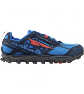 ALTRA MEN'S LONE PEAK 4.0 TRAIL RUNNING SHOE - BLUE
