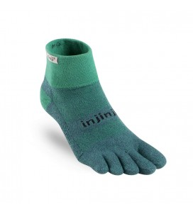 injinji Trail Midweight Mini-Crew Xtralife Socks