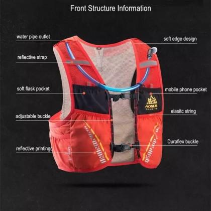 Aonijie Advskin 5L Hydration Vest Set C933