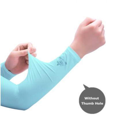 AONIJIE Unisex Outdoor Sports UV Protection Cooling Arm Sleeve (Pair)