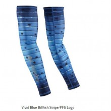 Columbia Freezer Zero™ Vivid Blue Billfish Arm Sleeves, Size :S/M