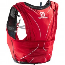 Salomon Advskin3 12Set 2018- Red