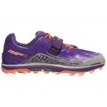 Altra King MT 1.5 Women's Shoes - Plum/Orange