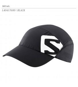 SALOMON XA CAP UNISEX - BLACK
