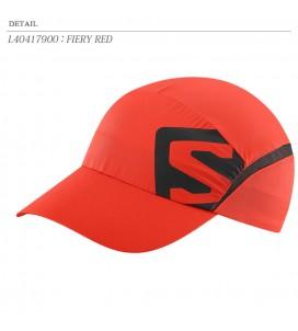 SALOMON XA CAP UNISEX - FIERY RED