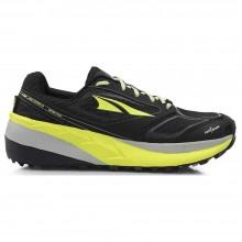 Altra Olympus 3.0 Men's Shoes - Black/Yellow