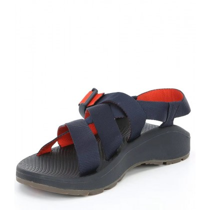 Chaco Men's Banded Z Cloud - Navy/Red