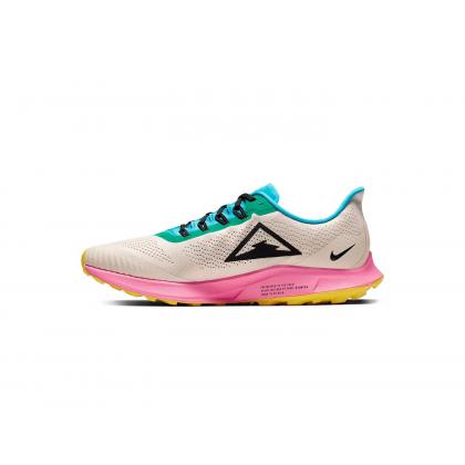 Authentic Nike Air Zoom Pegasus 36 Men's Trail-Running Shoe - OREWOOD / BLACK / NOIR