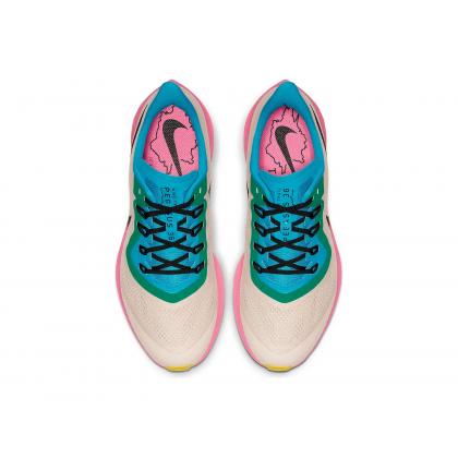 Authentic Nike Air Zoom Pegasus 36 Women's Trail-Running Shoe - OREWOOD / BLACK / NOIR