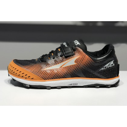 Altra King MT 2.0 Men's Trail-Running Shoes - Tangerine/Black