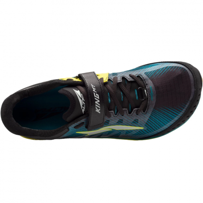 Altra King MT 2.0 Men's Trail-Running Shoes - Teal/Lime